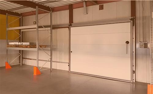 Обзор ассортимента холодильных дверей производства DoorHan