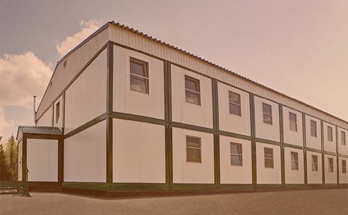 ГК Регион-Гарант Усиленные конструкции каркасов блок-контейнеров для сейсмических районов