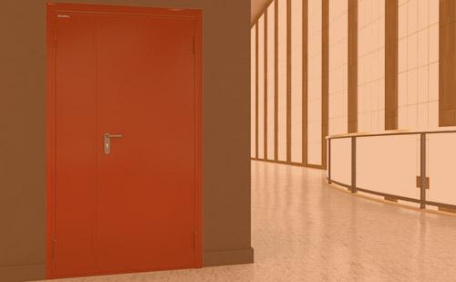 противопожарные двери, производства DoorHan