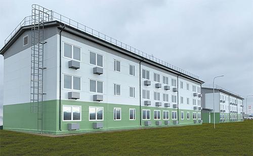 все о модульных зданиях
