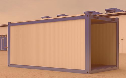 Концерн DoorHan улучшил способ устройства парогидроизоляции в рамах блок-контейнеров