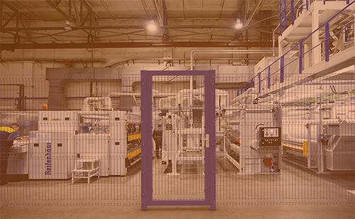 Системы ограждений DoorHan: безопасность как снаружи, так и внутри здания ГК Регион-Гарант